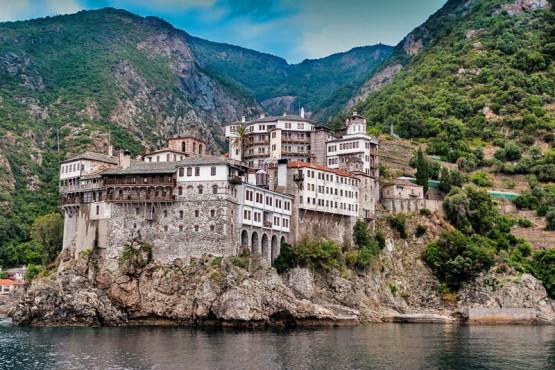 mount-athos-monastery