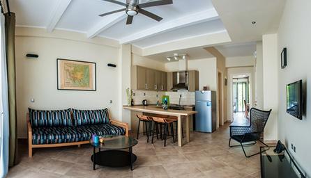 Elaia Suite - Villa Despina Green Suites - Polichrono, Halkidiki