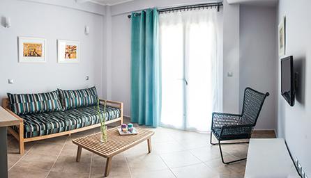 Minthi Suite - Villa Despina Green Suites - Polichrono, Halkidiki