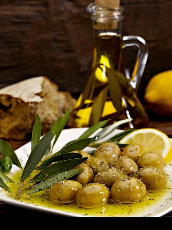 olives-and-olive-oil