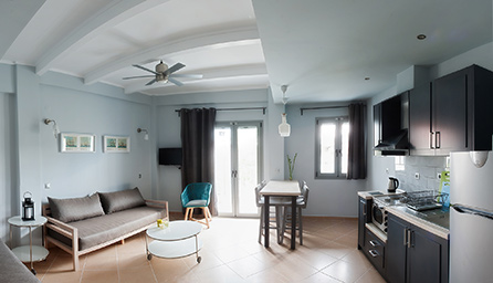 Gerani Suite - Villa Despina Green Suites - Polichrono, Halkidiki